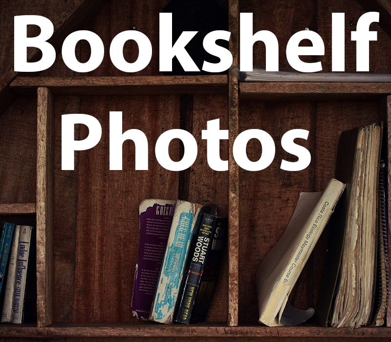 Bookshelf Photos